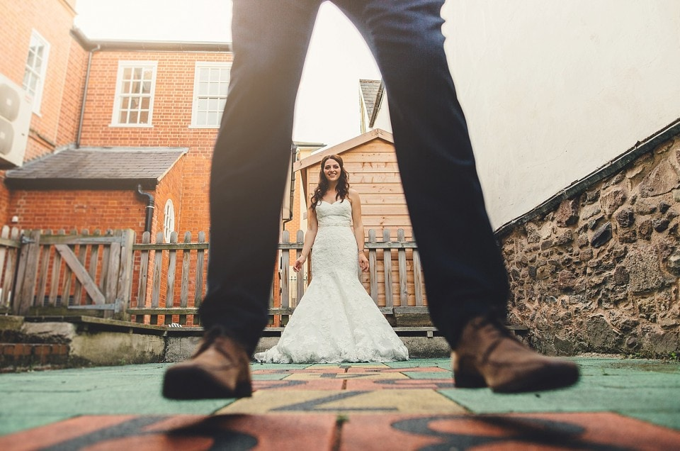 St Martin's House Leicester Wedding Photography - Hannah & Rob