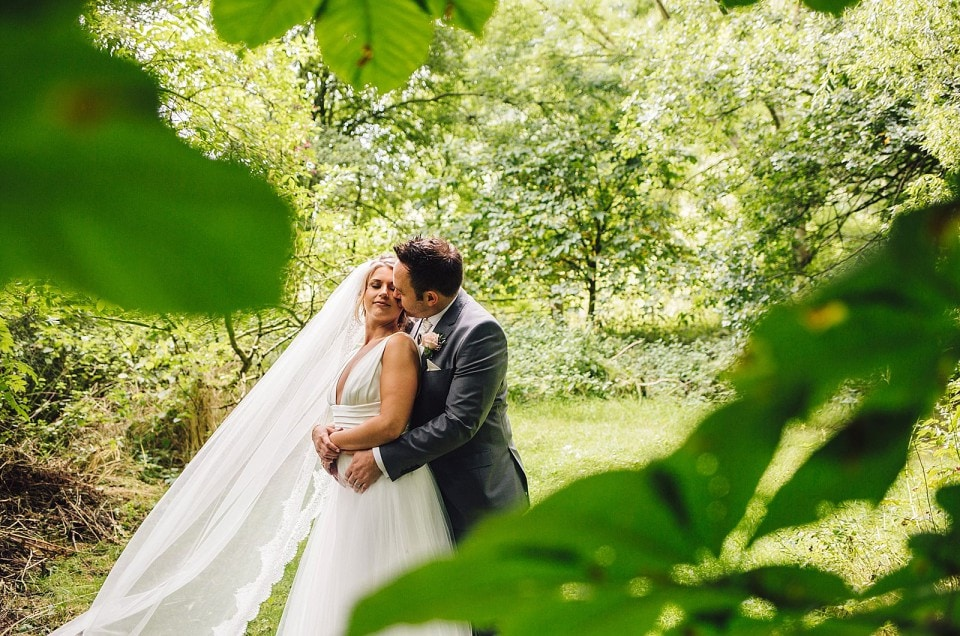 Hothorpe Hall Woodlands Wedding Photography - Gemma & James