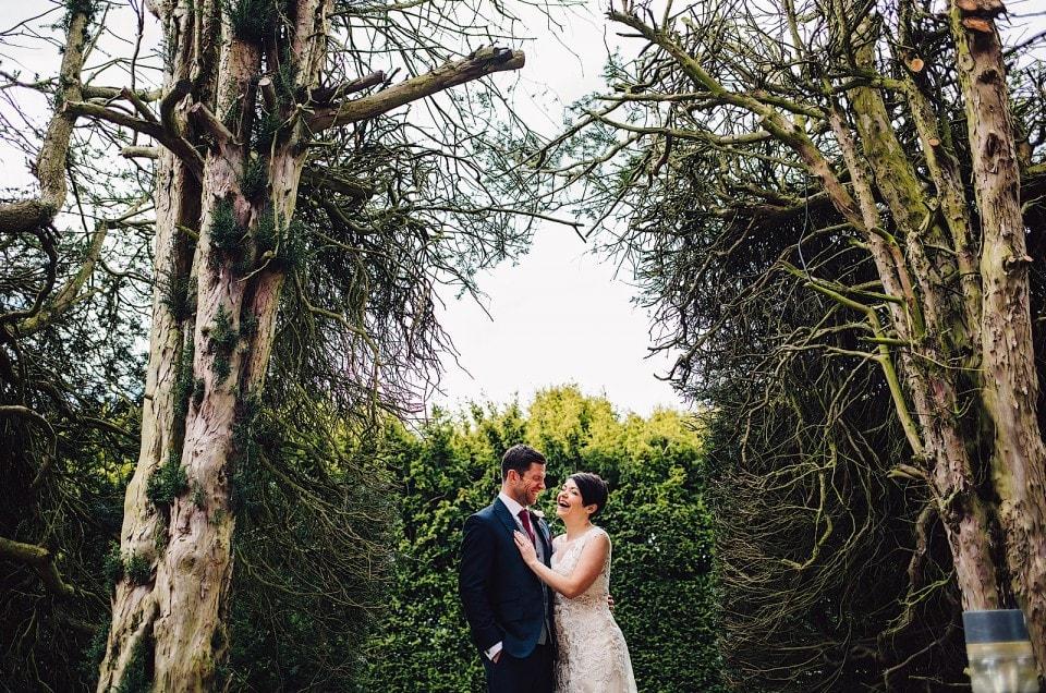 Swinfen Hall Wedding Photography - Helen & Glenn
