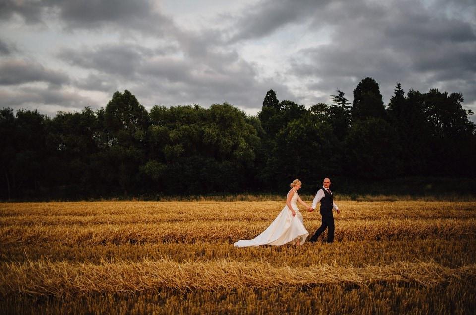 The Boot Lapworth Wedding Photography - Hannah & Tom