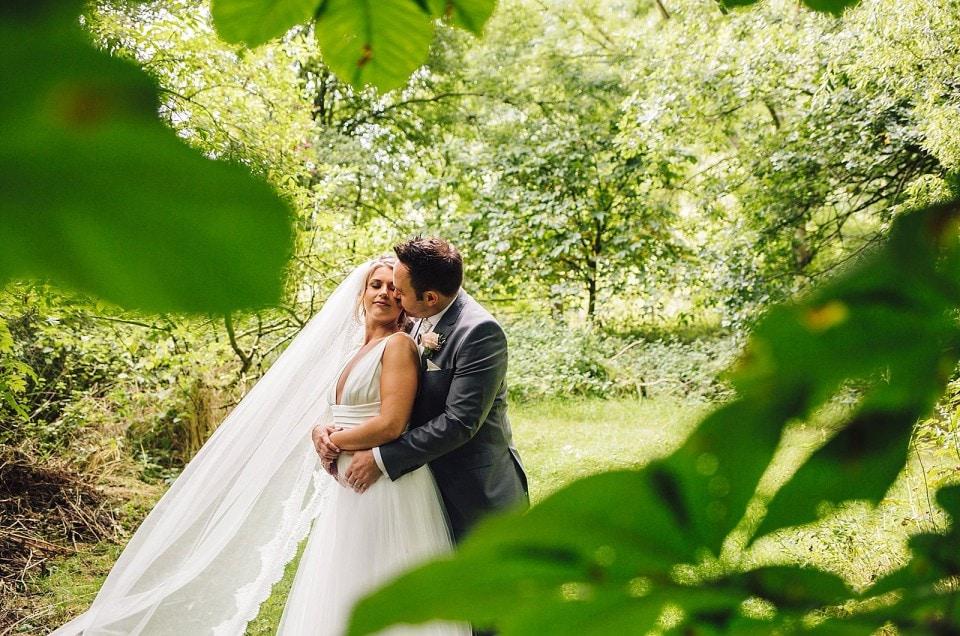 Hothorpe Hall Woodlands Wedding Photography – Gemma & James