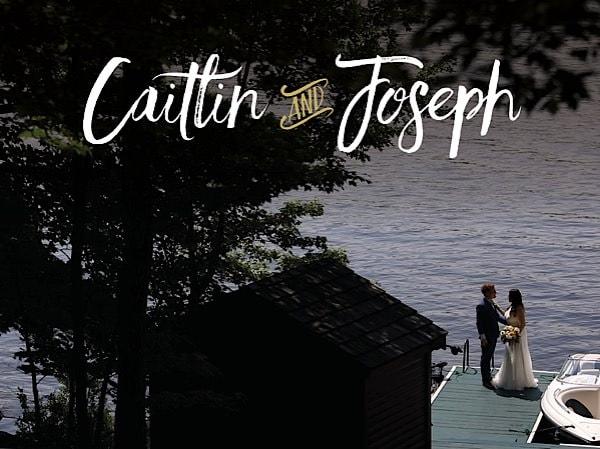 Caitlin & Joe