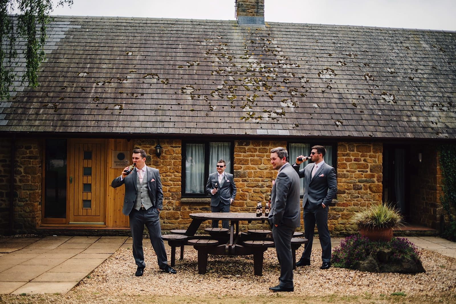 Dovecote barn adderbury wedding photography 032