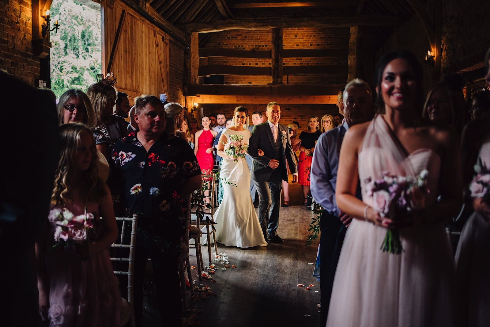 Dovecote barn adderbury wedding photography 045