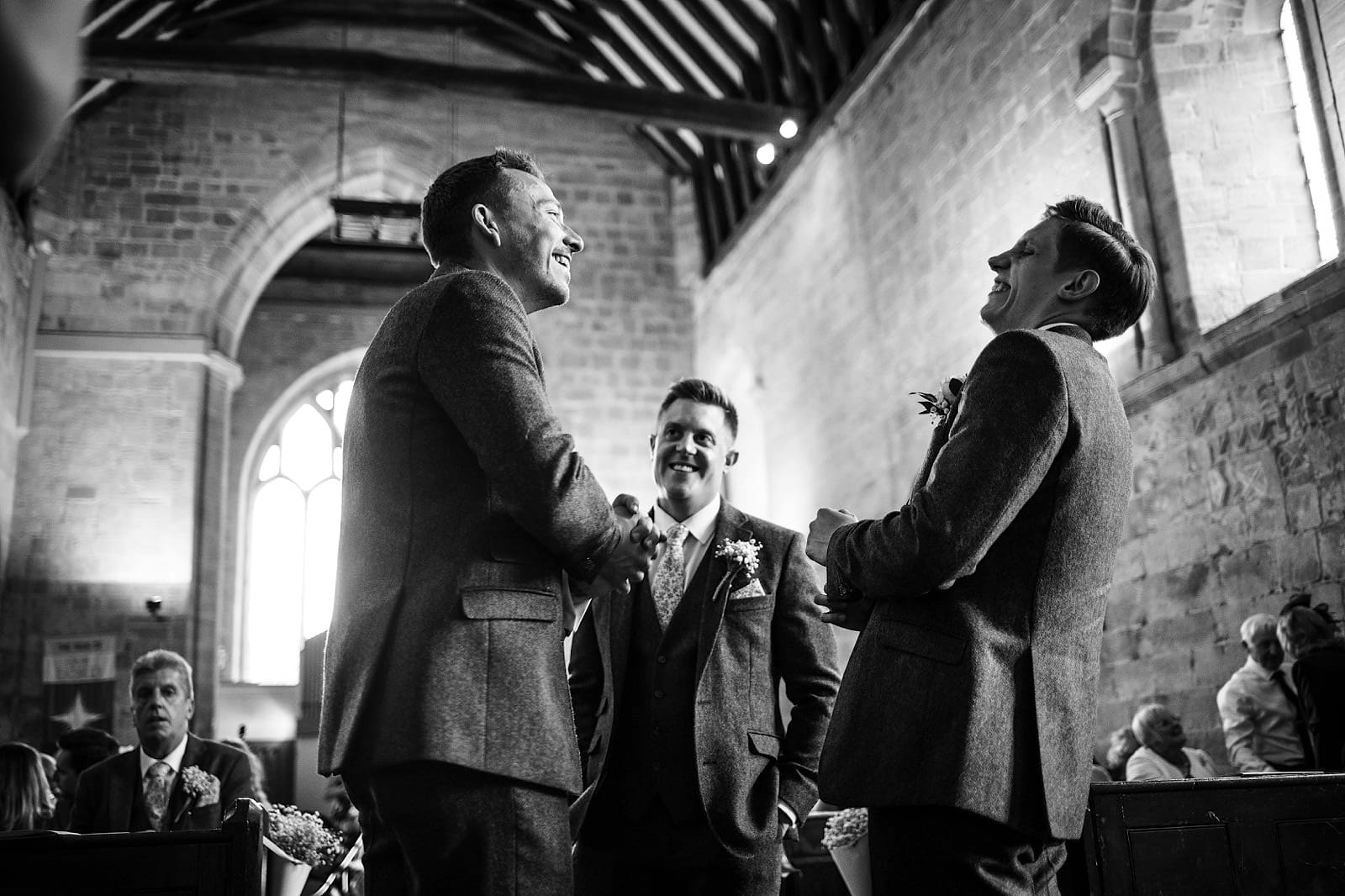 Rock village hall wedding photography 0029