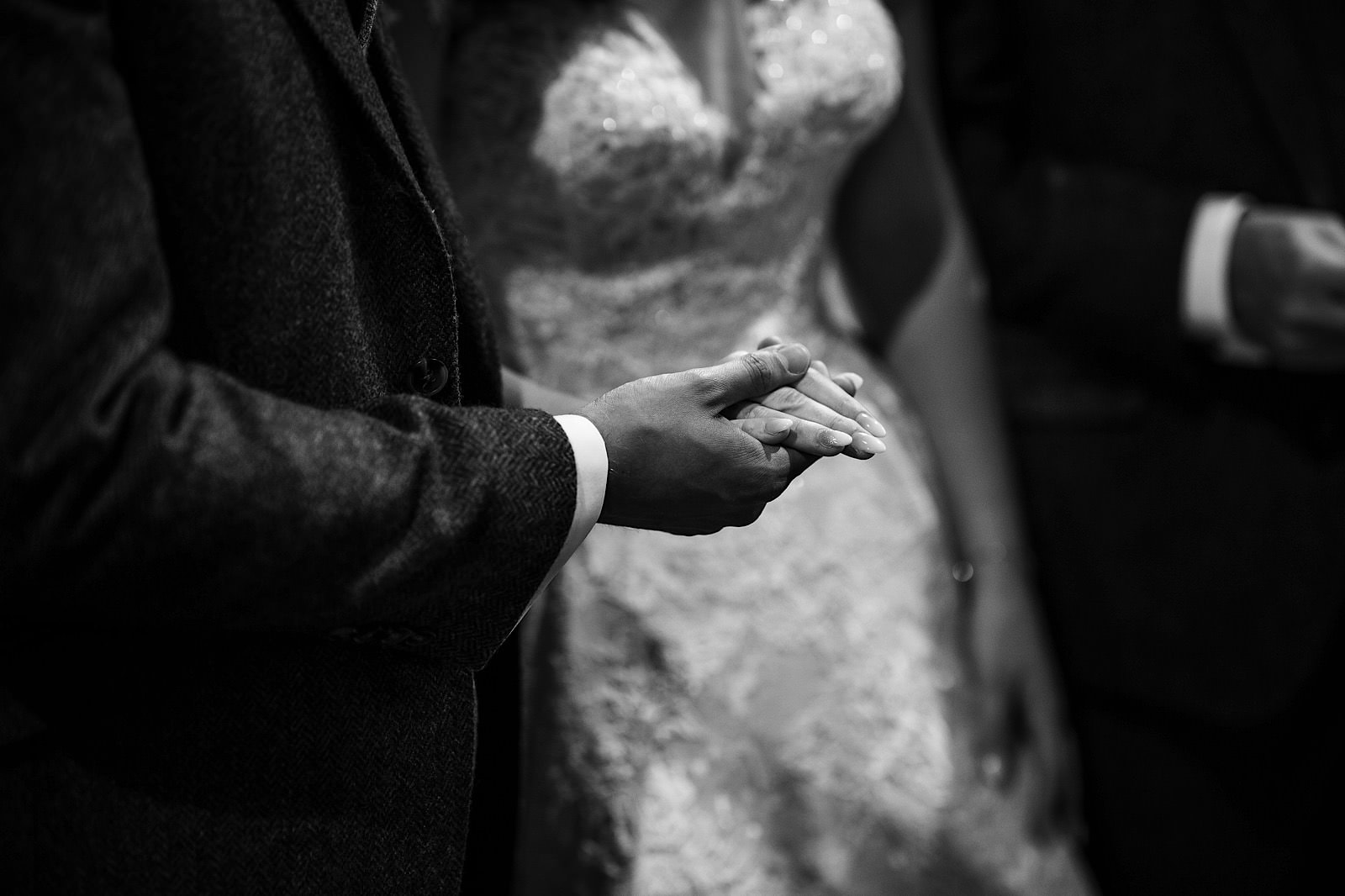 Rock village hall wedding photography 0035