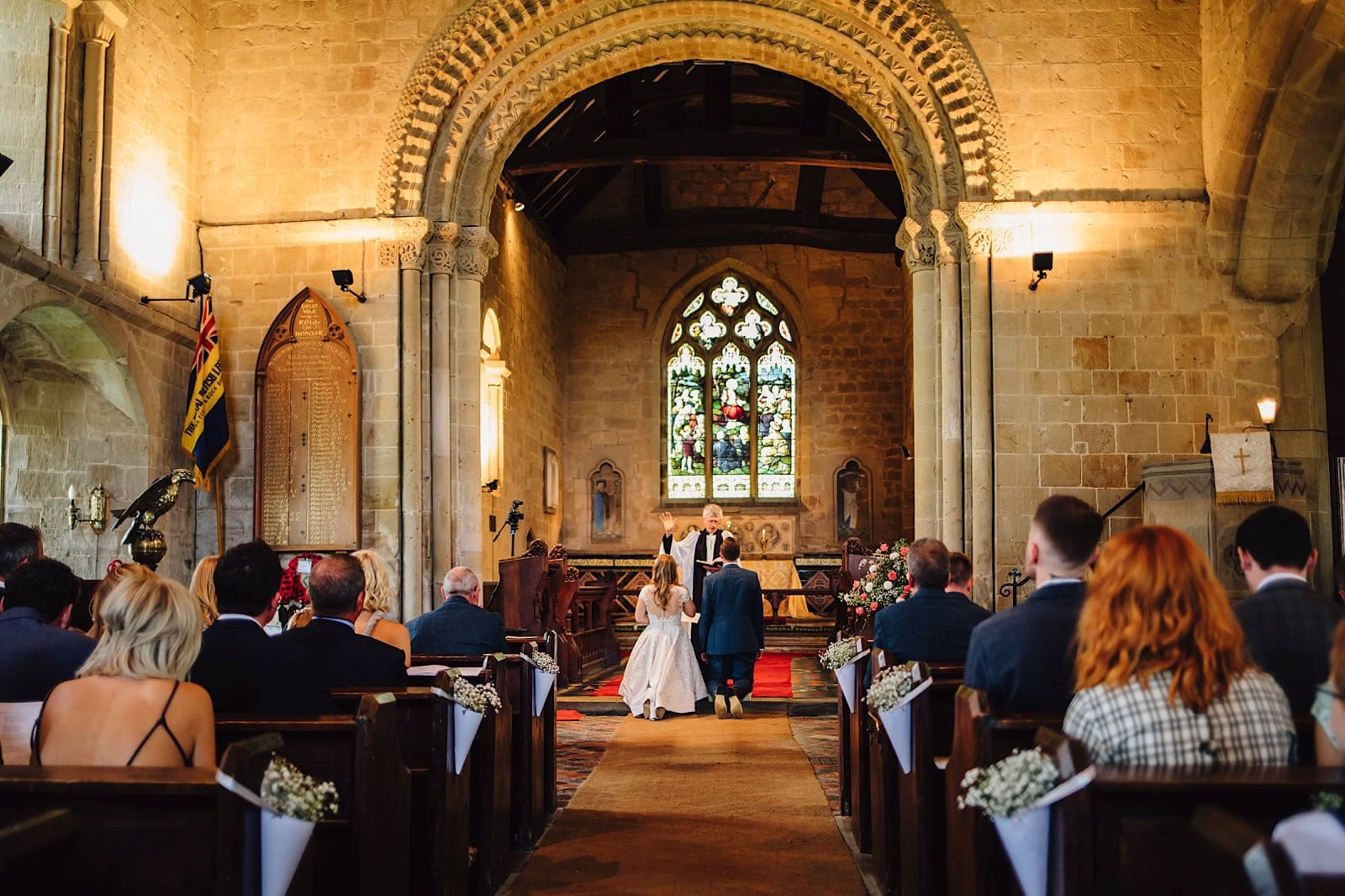 Rock village hall wedding photography 0036