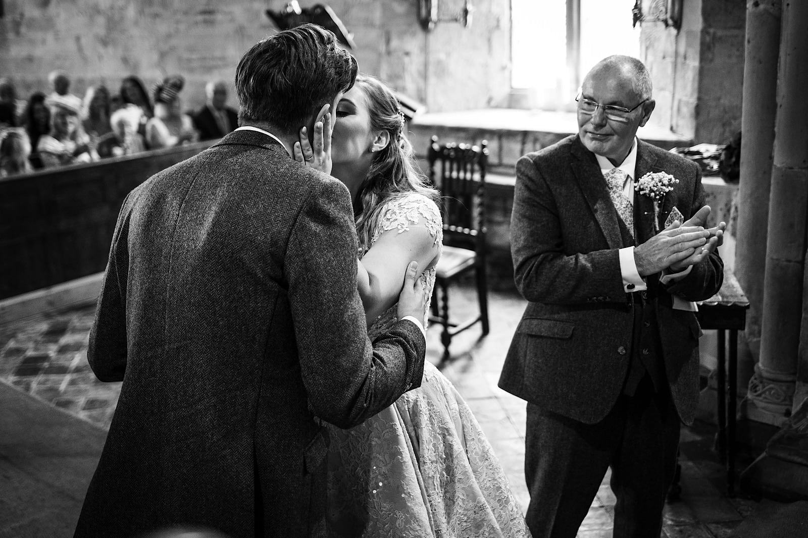 Rock village hall wedding photography 0037