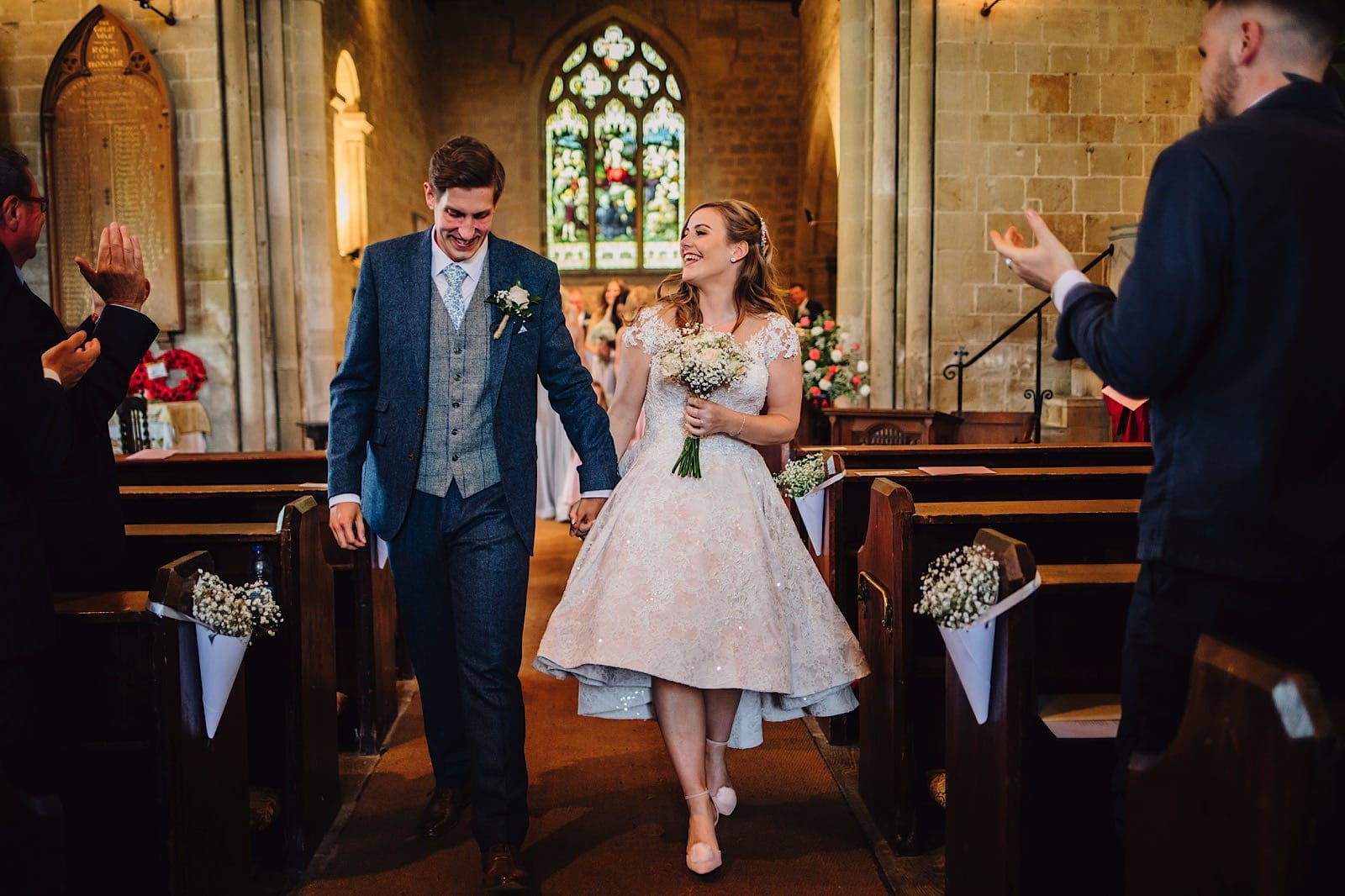 Rock village hall wedding photography 0039