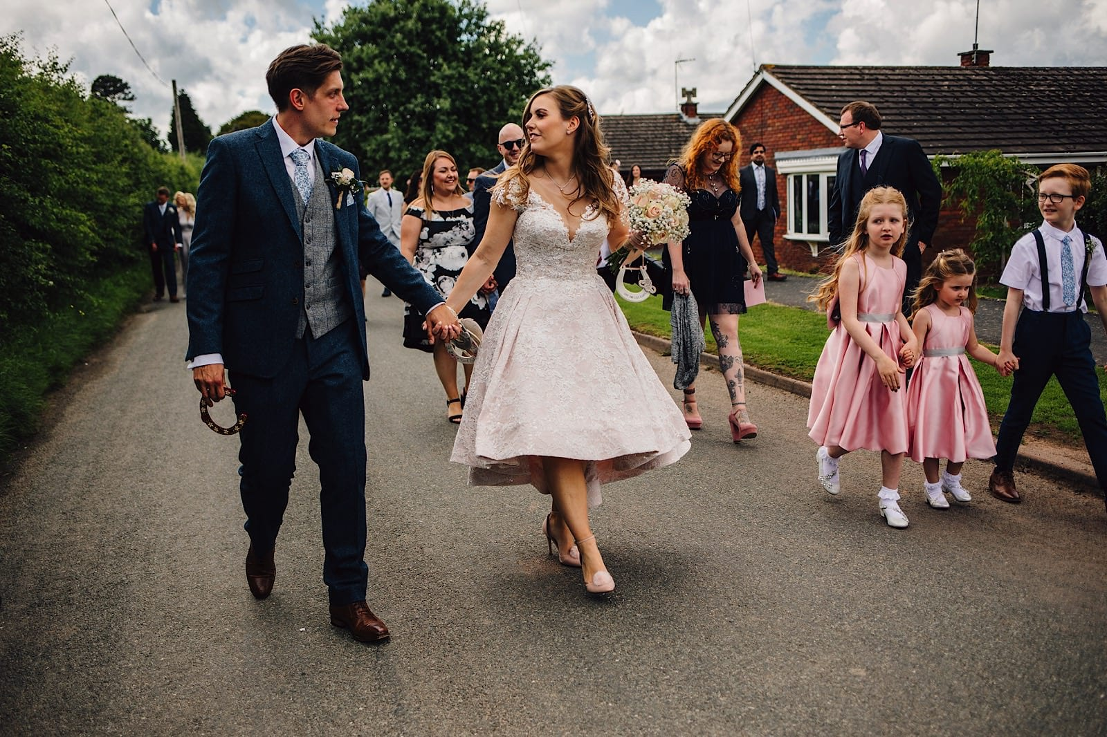 Rock village hall wedding photography 0045