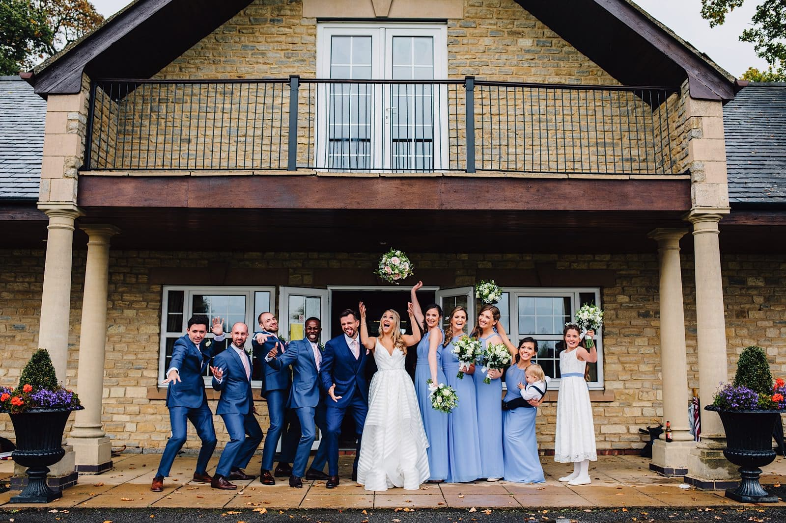 Whittlebury Hall Wedding Photography 0031