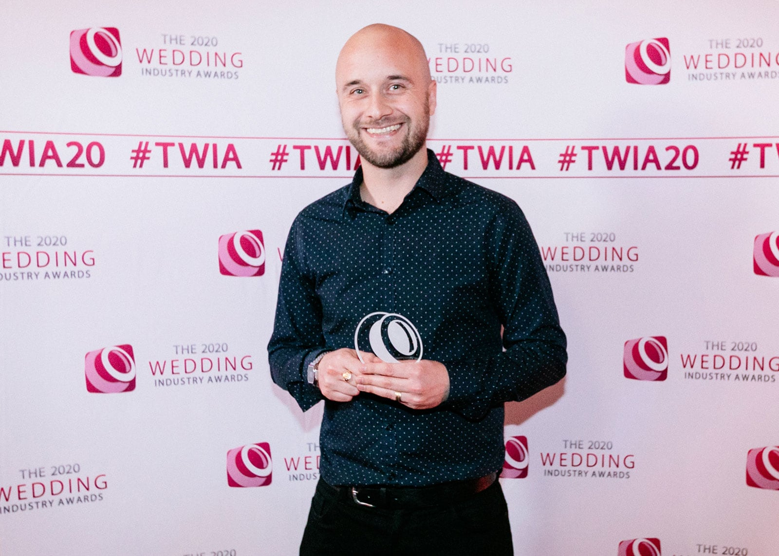 Winner of Best Wedding Photographer West Midlands